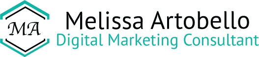 Melissa Artobello Digital Marketing Consultant logo