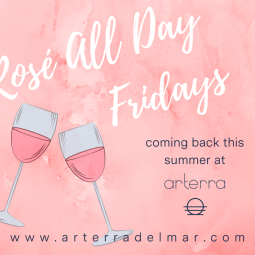 Rosé all day Fridays