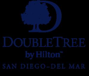 DoubleTree by Hilton San Diego-Del Mar logo